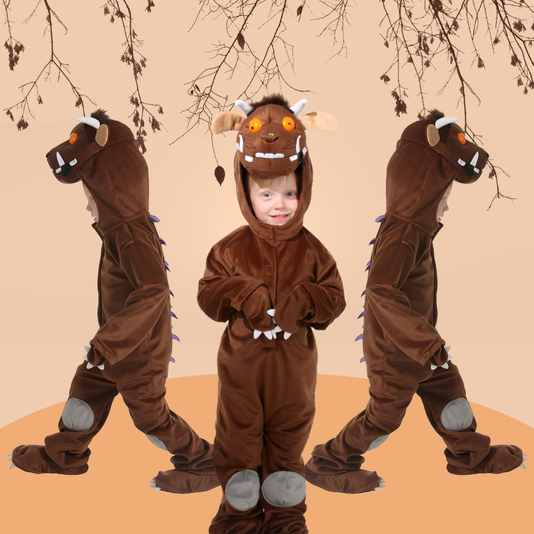 The Gruffalo fancy dress for kids