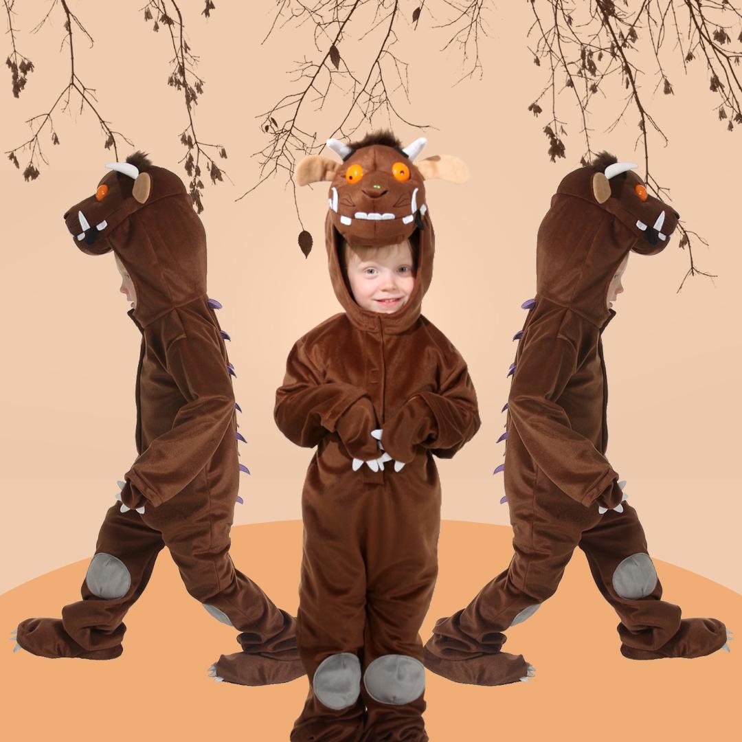 The Gruffalo fancy dress for kids